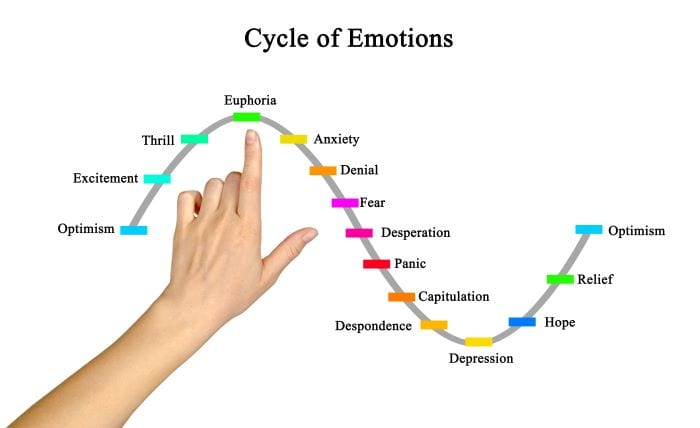 cycle of emotions chart