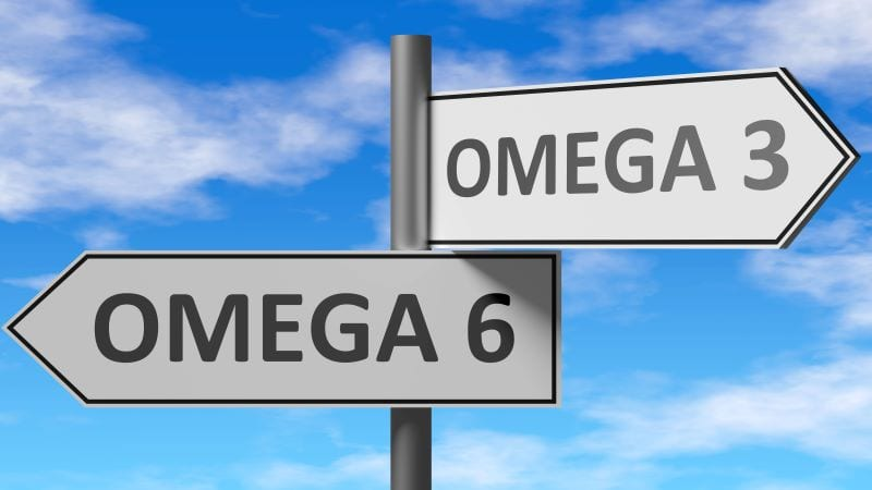 The Optimal Omega 3 and Omega 6 Ratio